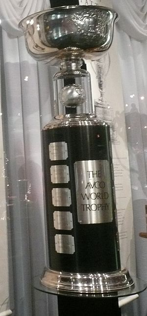 Avco World Trophy - Image: Avco World Trophy