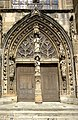 Avenay saint trésain portail.JPG