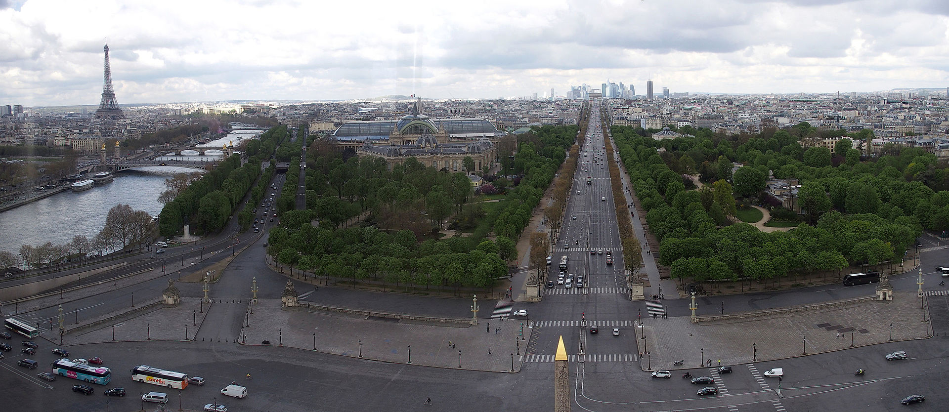 Bureaux à louer à Paris, Champs-Elysées, Clémenceau