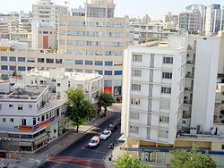 Avenue in Nicosia.JPG