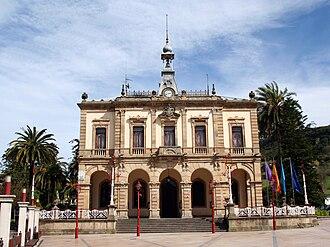 Villaviciosa, Asturias - Villaviciosa city hall