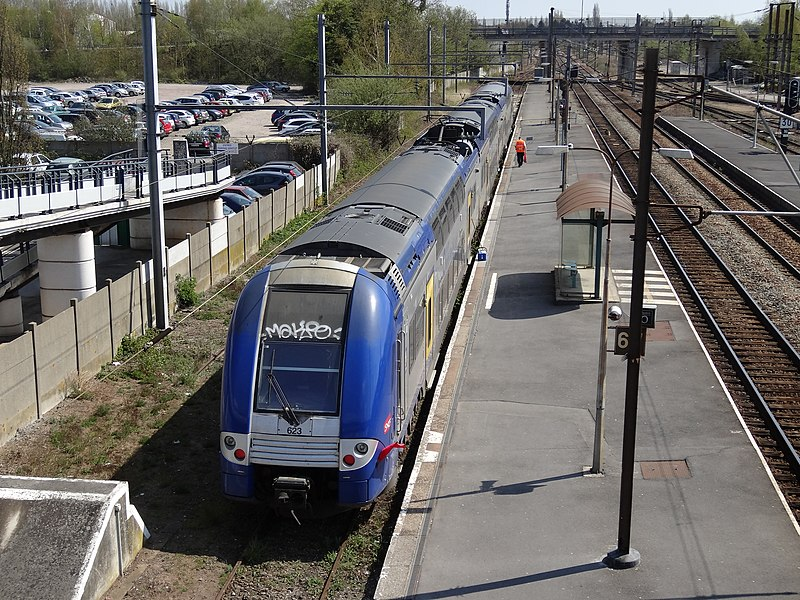 File:Béthune - Gare de Béthune (12).JPG