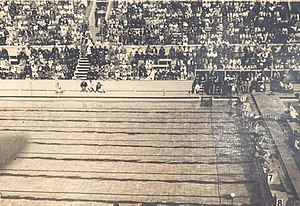 Swimming at the 1936 Summer Olympics - Swimming at the 1936 Summer Olympics in Berlin