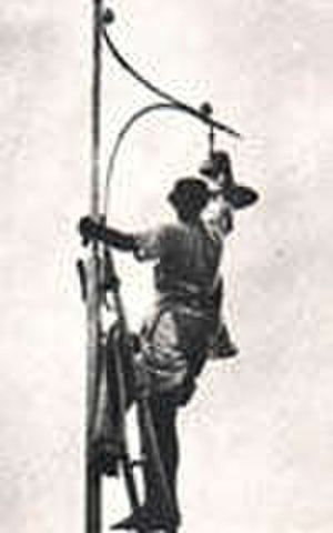 Brihanmumbai Electric Supply and Transport - Gas lamps of the early 20th century