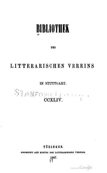 File:BLV 244 Briefwechsel zwischen Gleim und Ramler Band 2.pdf