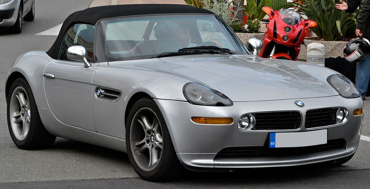 BMW Z8 - Wikipedia
