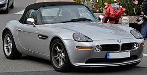 BMW Z8 - Image: BMW Z8 Flickr Alexandre Prévot (2) (cropped)