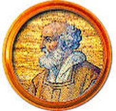 Portrait of Pope John XIX