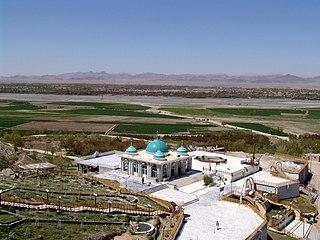 Arghandab District, Kandahar District in Kandahar Province, Afghanistan