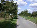 Babraham Road looking towards Fulbourn - geograph.org.uk - 923700.jpg