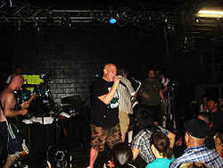 Bad Manners live i  Showcase Theater, Kalifornien