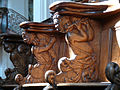Bad Schussenried Kloster Schussenried choir stall 128.JPG