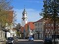 Bad Wurzach - Marktstr v W, Stadtpfarrkirche 02.jpg