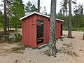 Badhytt på badplatsen vid Sidsjön, Källsjön, Ockelbo kn 6591.jpg