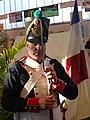 Bagnols-sur-Cèze - Soldats de Napoléon - P1240481.JPG