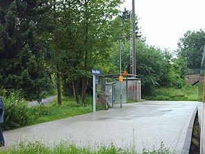 Bahnhof Mesch, Neue Mühle.jpg