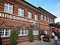 Bahnhof in Kühlungsborn der nostalgischen Dampfeisenbahn Molli zwischen Kühlungsborn und Bad Doberan - panoramio.jpg