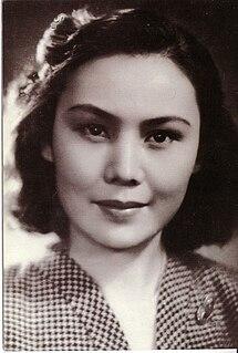 Bai Yang Chinese actress (1920-1996)
