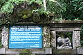 Bali Indonesia Ubud Monkey Forest welcome sign.JPG