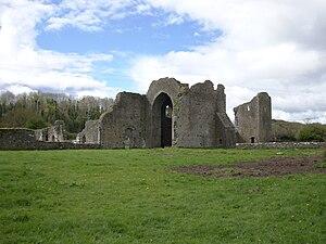 Philip de Barry - Ballybeg Priory, Buttevant