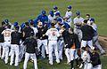 Baltimore Orioles, Kansas City Royals (27435098962).jpg