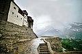 Baltit Fort overlooking the entire Hunza valley, Gilgit-Baltistan, Pakistan.jpg