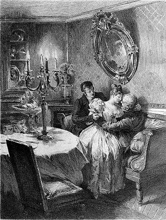Père Goriot - Image: Balzac Old Goriot 01