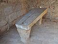 Banc per a cossos del cementeri vell de Xàbia.JPG