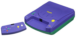Playdia home video game console