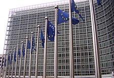Gebäude der Europäischen Kommission