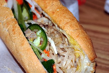 Vietnamese banh mi in Falls Church is peerless on the East Coast.