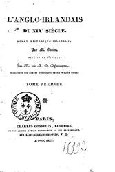 Français: L'Anglo-irlandais du XIXe siècle