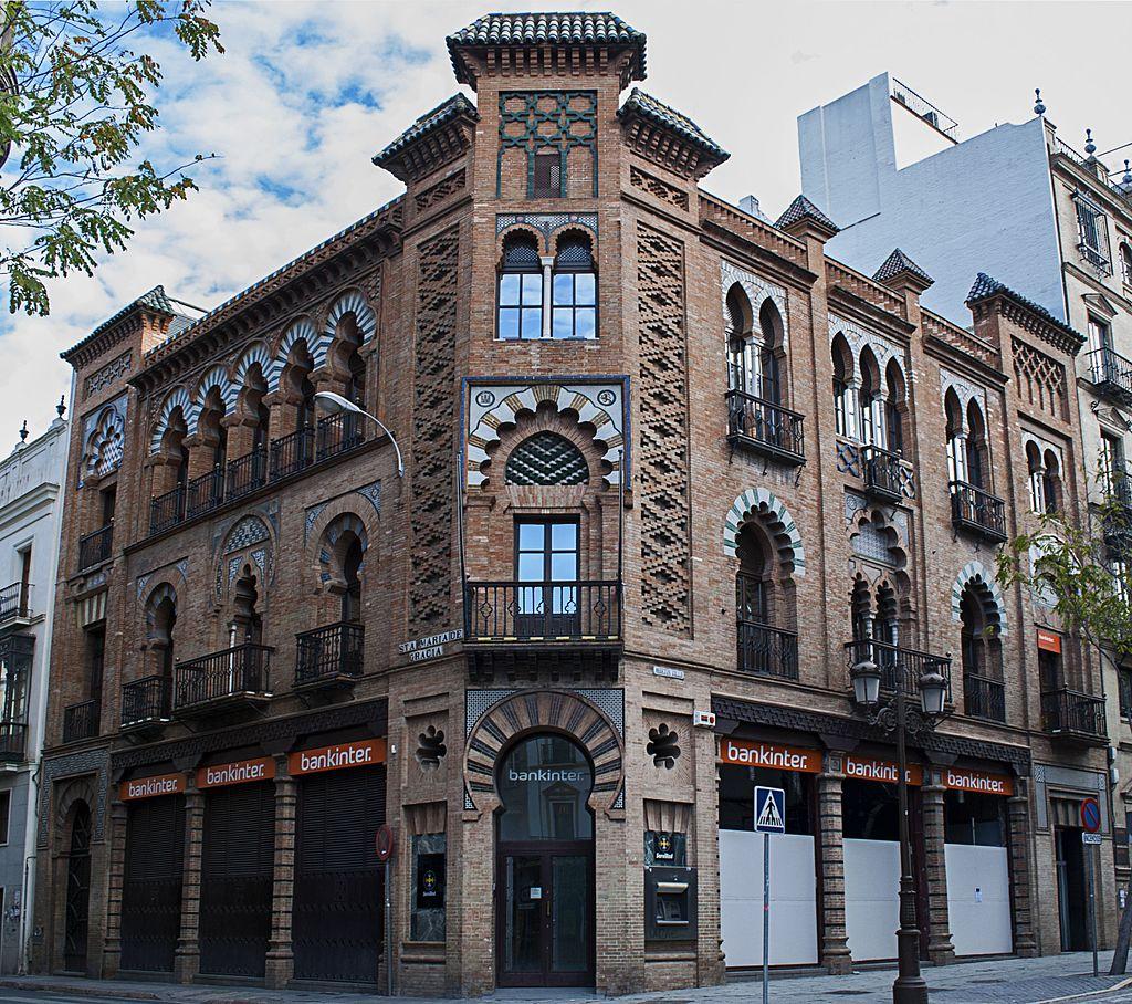 Casa Nogueira de la Campana. Sevilla