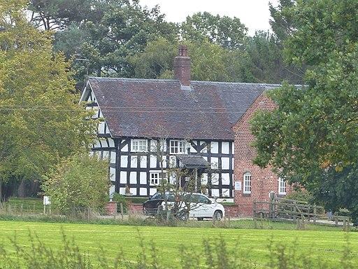 Bank Farmhouse nr Hassall Green