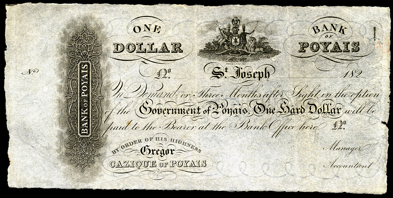 1280px-Bank_of_Poyais-1_Hard_Dollar_(182