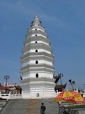 Luzhou - Bao'en Pagoda