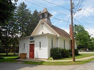 Barree Township, Huntingdon County, Pennsylvania - Methodist Church in Barree (not in Barree Township)
