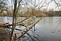 Barrier in the Lake - geograph.org.uk - 1155677.jpg