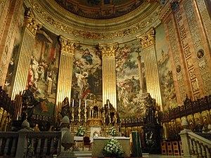 Basilica of San Francisco el Grande, Madrid - Interior