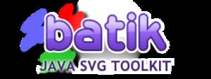 Batik (software) - Image: Batik (software) logo