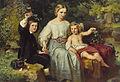 Bauerle Drei Kinder des Verlegers Bruckmann 1863.jpg