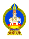 Official seal of Bayankhongor Province
