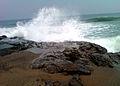 Beach at Bheemunipatnam.jpg