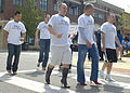 Bearing blisters for women, Men stand tall to raise awareness 130413-F-XD389-233.jpg