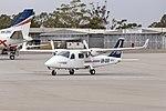 Beasts Company Pty Ltd (VH-OIR) Tecnam P2006T at Wagga Wagga Airport.jpg