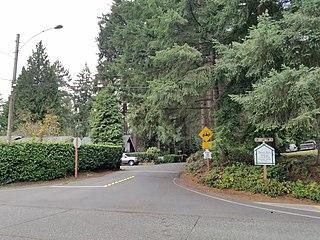 Beaux Arts Village, Washington Town in Washington, United States