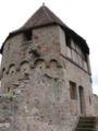 Befestigungsanlage von Bergheim im Elsass.JPG