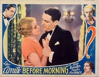 <i>Before Morning</i> 1933 film
