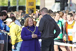Belfast City Marathon, May 2010 (08).JPG