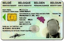 contact visa belgie
